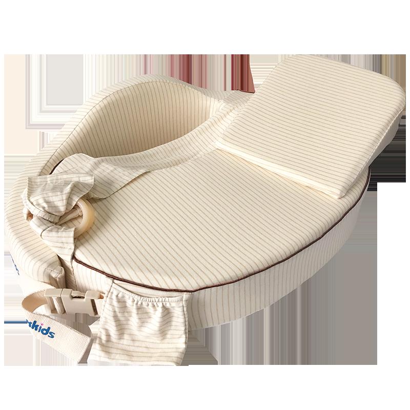 FHGS喂奶神器哺乳枕头慢回弹枕新生儿坐月子多功能护腰防吐奶乳垫