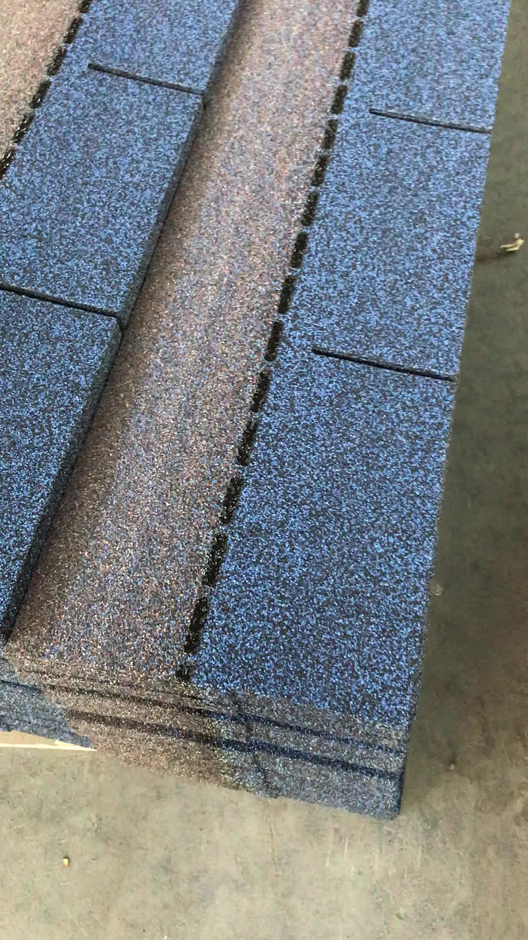 Gray Color Geothe Laminated Asphalt Shingle Discount Price