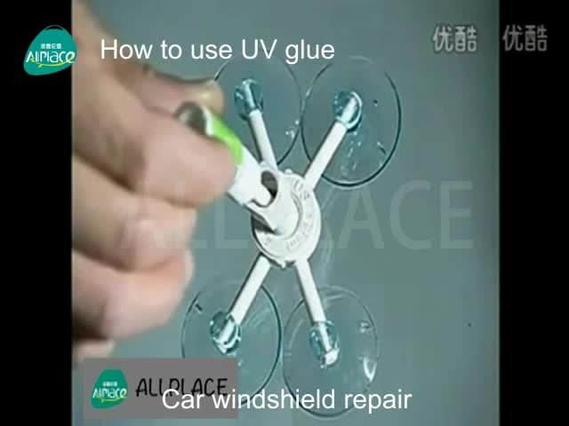 DIY Glass Cracked Repair Kits Automotive Repair Cracks Glass Tools