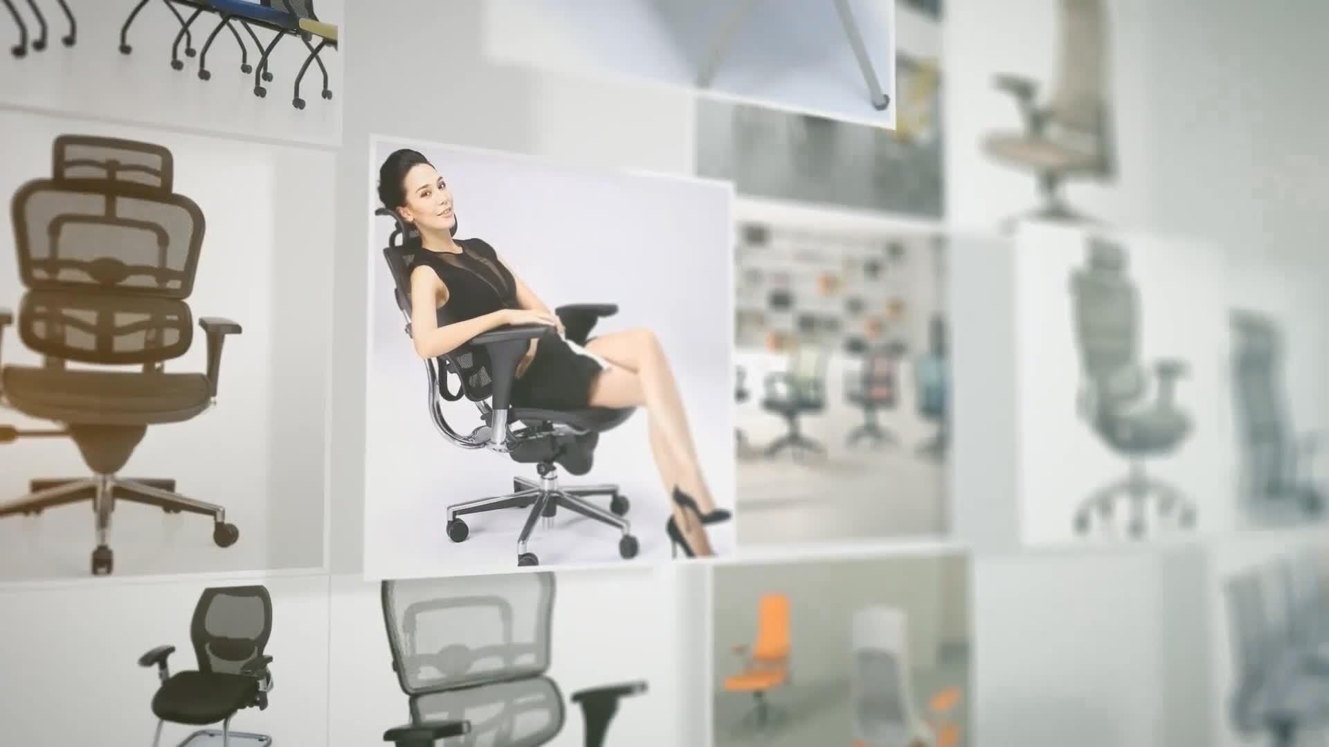 Büro stuhl ersatz teile Armlehne/metall mesh teile/mesh büro stuhl zurück komponenten
