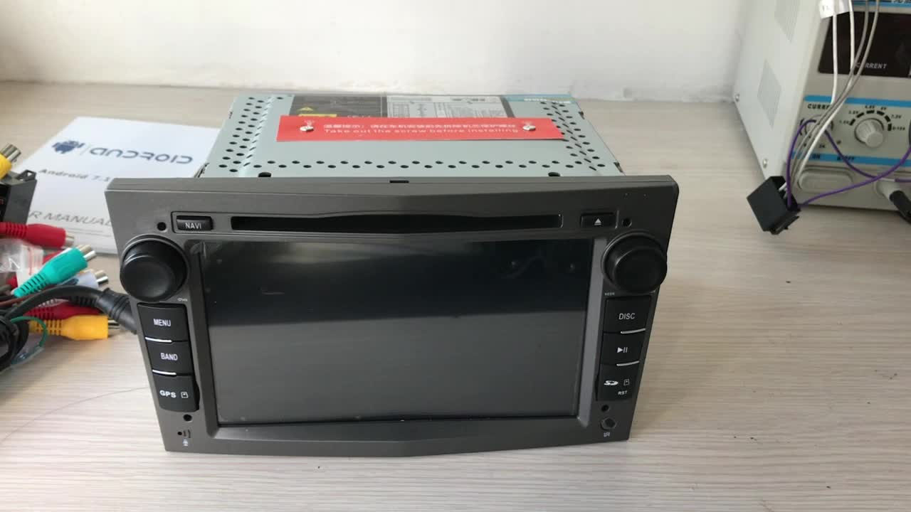 opel vectra c astra h car radio dvd gps navigation system android