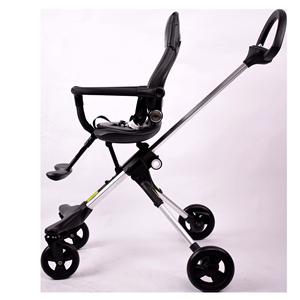 溜娃神器婴儿可坐躺轻便折叠手推车