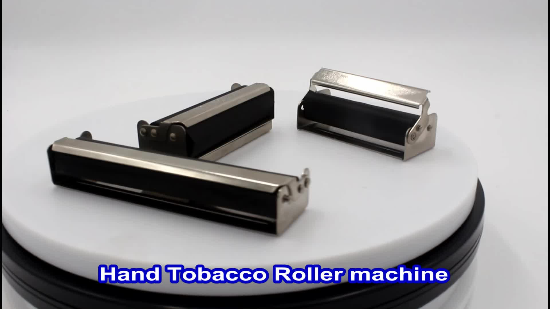cigarette rolling box how to use
