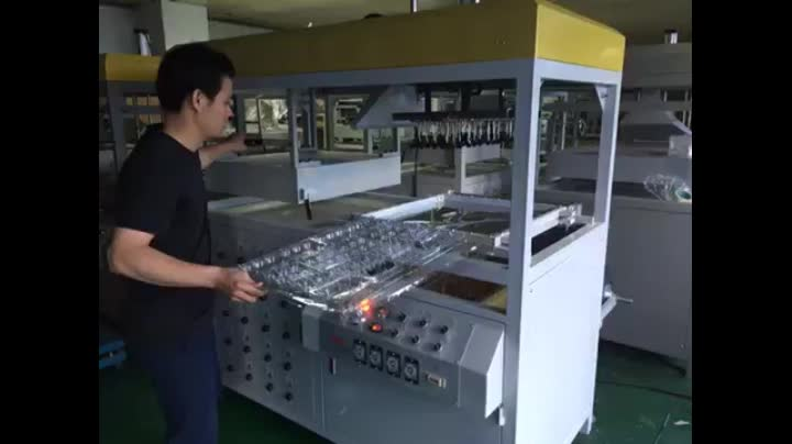 Vacuüm Thermovormen Machine Voor Biscuit