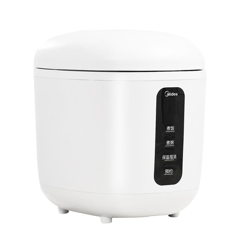美的小型家用迷你智能单人蒸电饭煲质量好不好