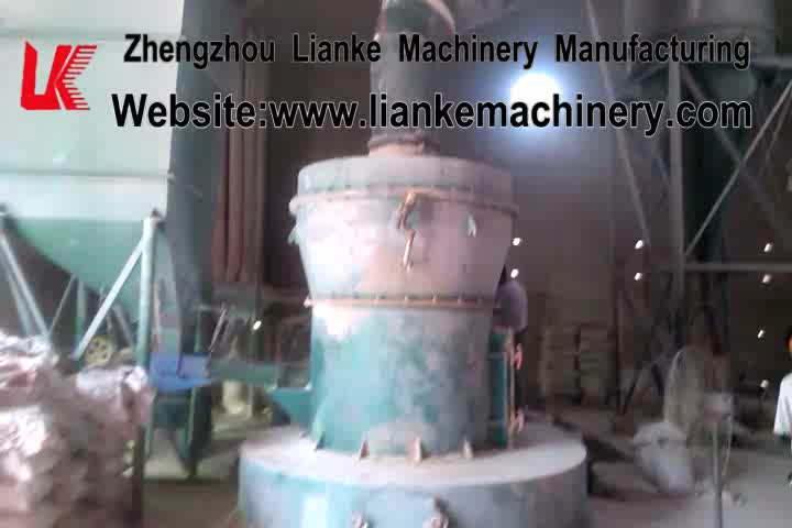 LK Raymond Grinding Mill Made in China Activated Carbon Powder Raymond
