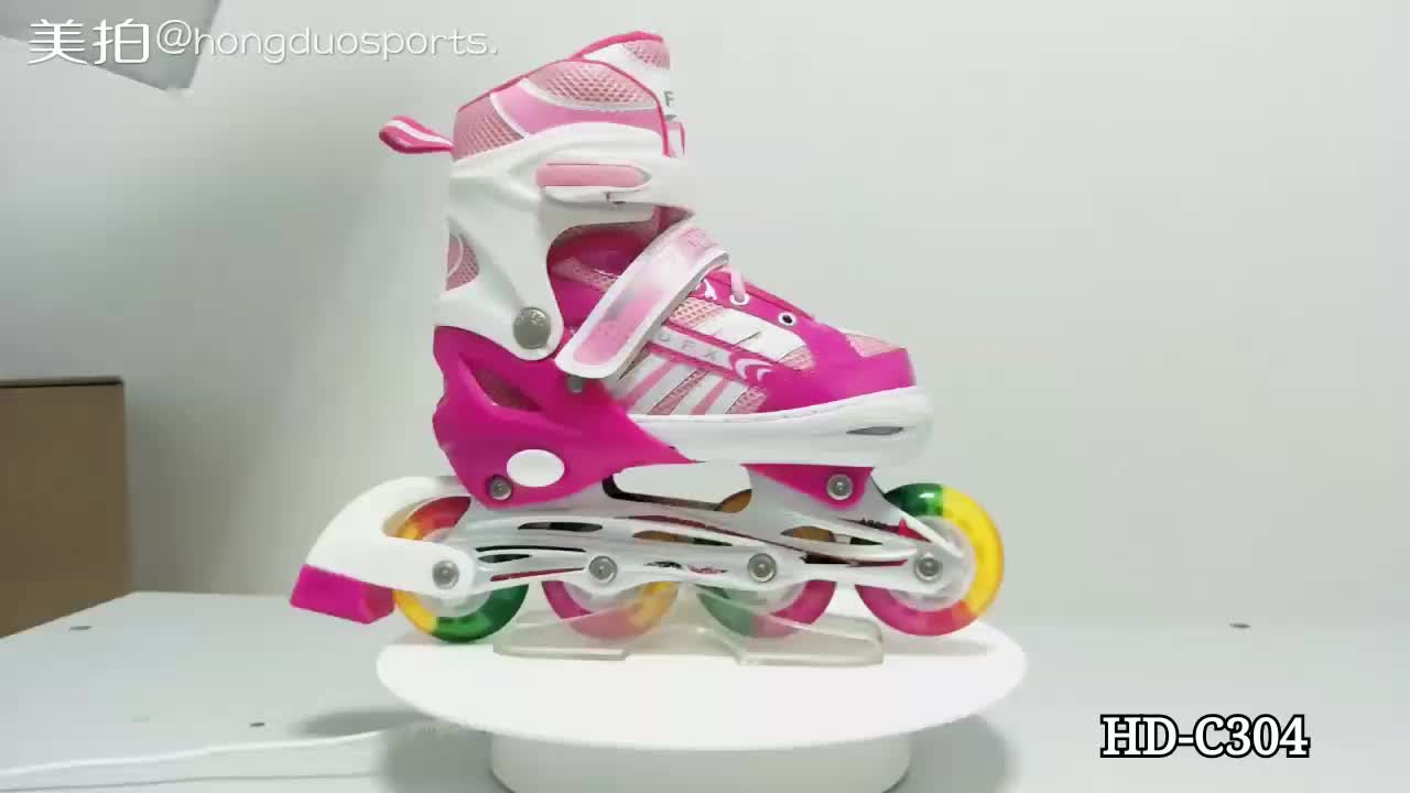 Speed Skating shoes four wheel inline china roller skate cheap skates for sale manufactures