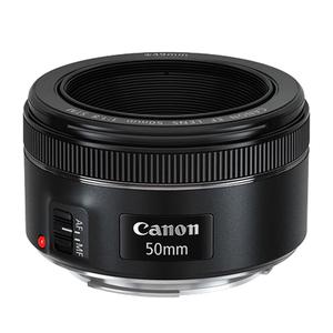 领【5元券】购买佳能ef 50mm f / 1.8 stm三代镜头