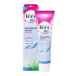 领【5元券】购买veet女腋下男女士全身女非不脱毛膏