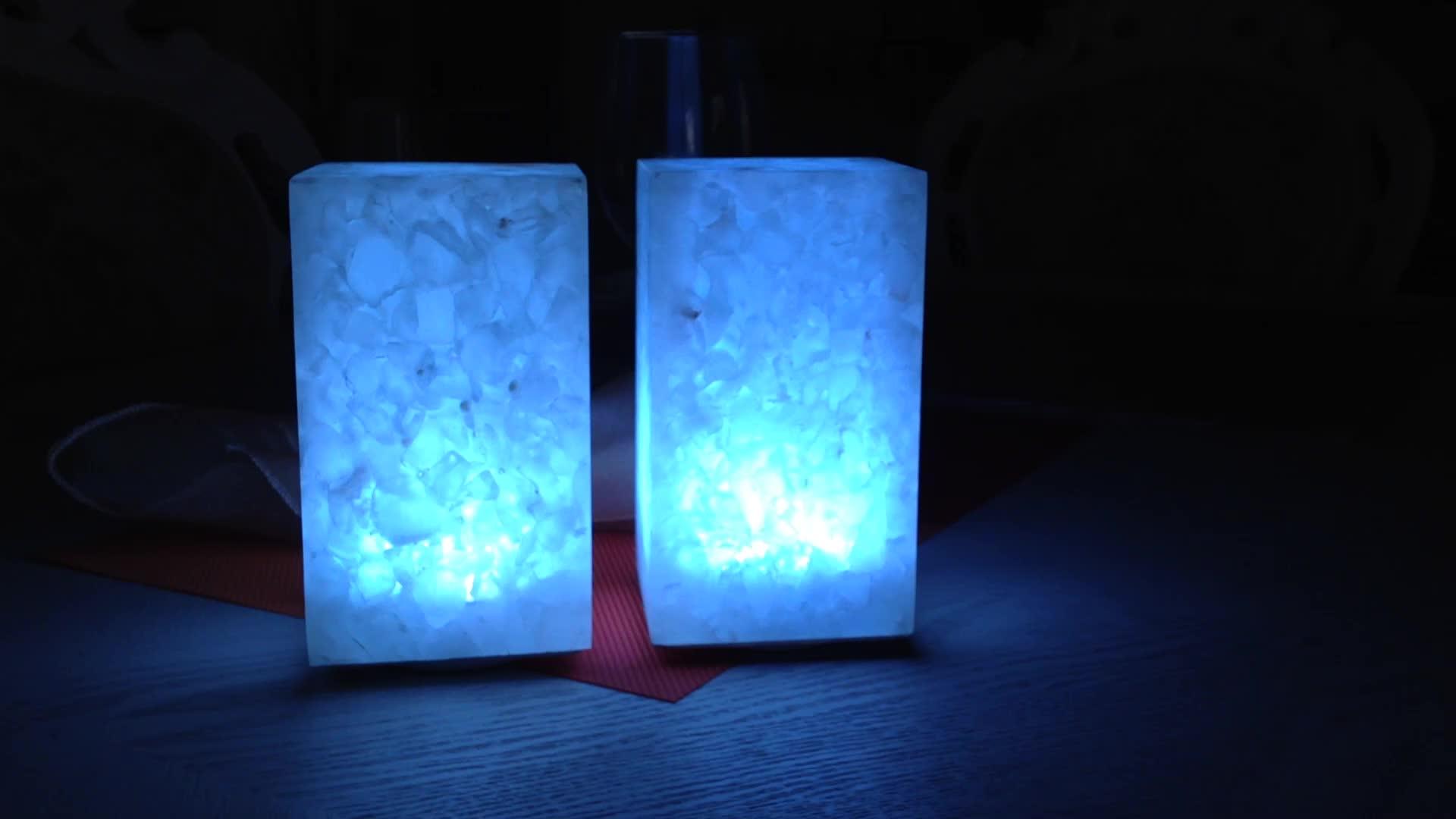 Restaurant Tafel Verlichting, Draadloze Inductie Oplaadbare Led Cordless Tafel Lampen Met Afstandsbediening Timer Controller