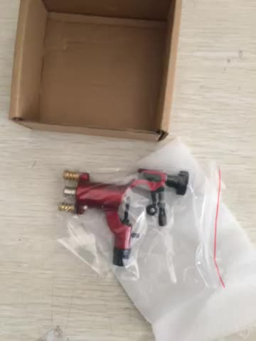 Professionele Rotary elektrische motor Gun Tattoo Machine Gun Liner Shader Zwitserse Motor Aluminium Gun