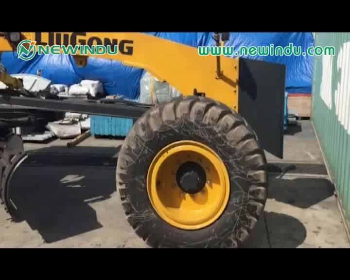 SANY LIUGONG SHANTUI Motor Grader with function of road grader