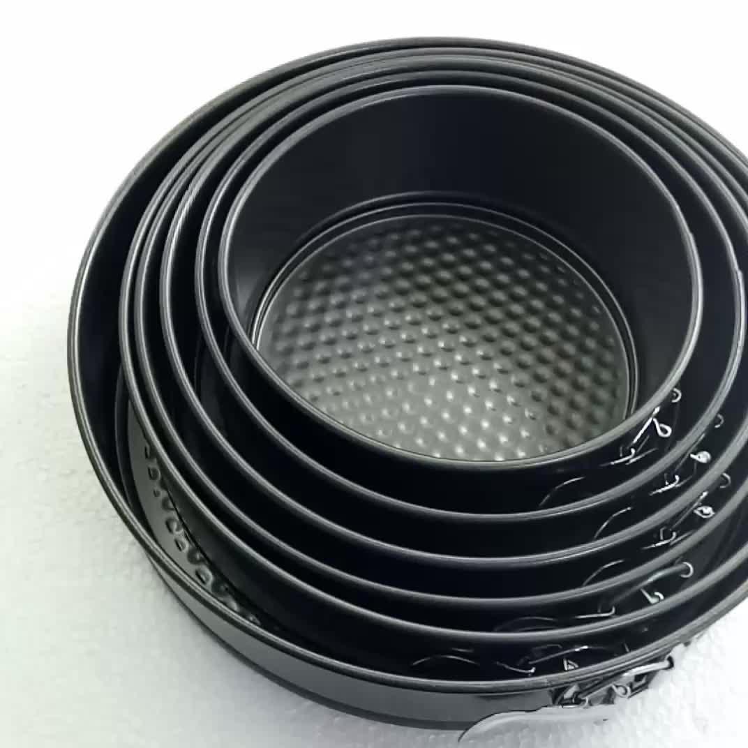 Professional Cookware Cake Pans Springform Pan Diy Cheap ...