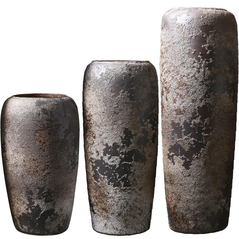 落地大花瓶陶瓷摆件中式复古陶瓷瓶好不好用