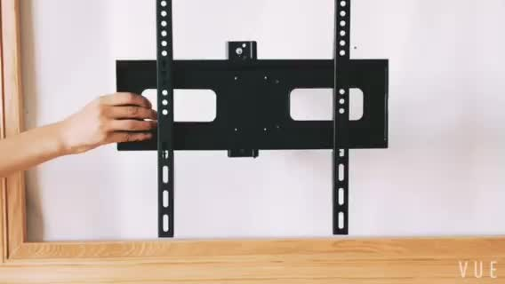 400*400 180 Degree Swivel Articulating Removable Swing Arm Tv Mount,TV Wall Mount Full Motion