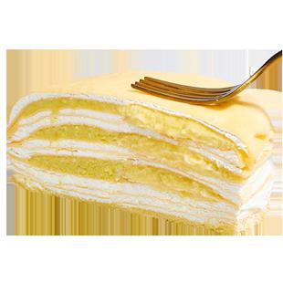 巧师傅 榴莲千层蛋糕 6寸 500g  券后79元