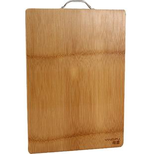樱普整竹菜板厨房大号粘板实木砧板