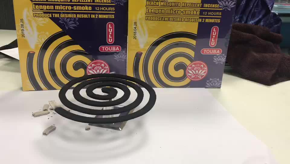 hot sale& Smokless mosquito killer China black mosquito coil