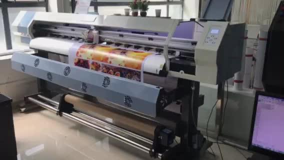 Allwin 1440 dpi Dx5 Plotter Großformat Poster Leinwand Vinyl Wrap Eco Solvent Drucker