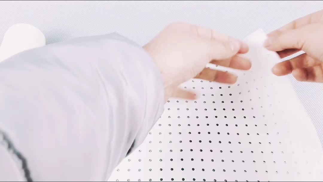 Medical use white/skin color perforated adhesive zinc oxide plaster from china