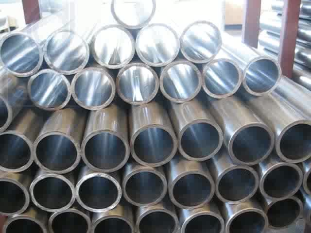 hydraulic pipe ST37 DIN2391 seamless honing steel pipe