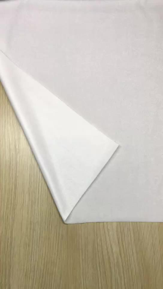 TEX-cel Soft Hand Feeling Laminated Terry Fabric With TPU Membrane For Home Textiles