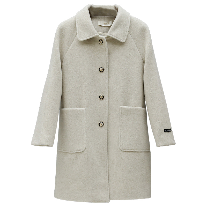 毛呢外套中长款秋冬季韩版2020新款价格多少好不好用