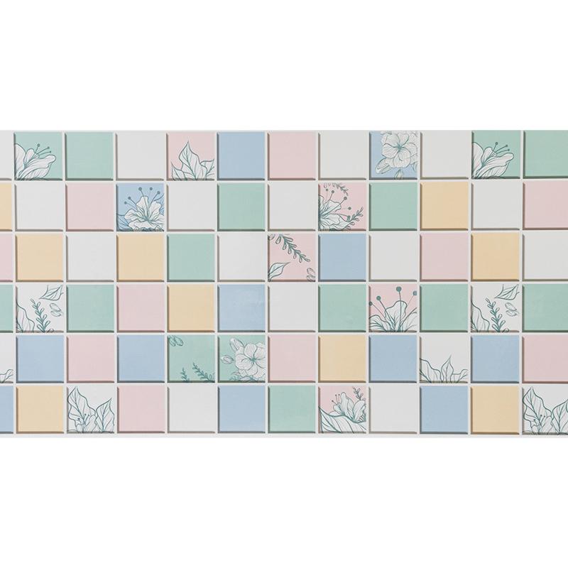 厨房防油贴纸自粘防水瓷砖墙壁墙纸好用吗