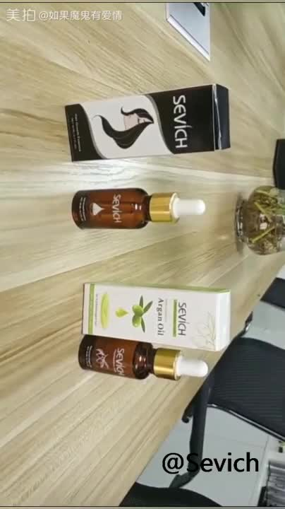Private Label Hair Regrowth Oil Moroccan Hair Oil
