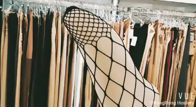Women Sexy Ultra Sheer FishnetStockings,Big Hole Fishnet Tights Pantyhose
