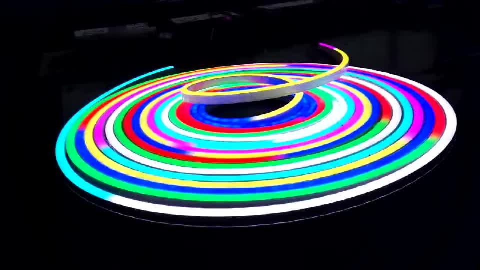 High quality 24v led neon strip light