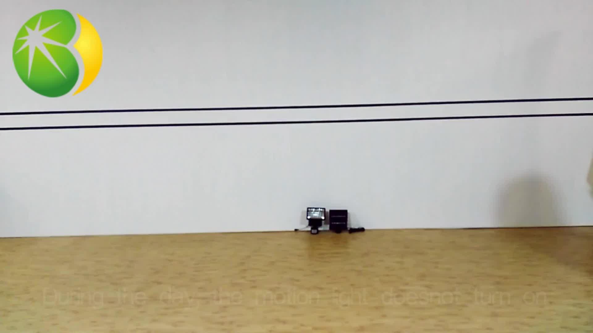Led projektör kızılötesi ışın uzun mesafe hareket dedektörü
