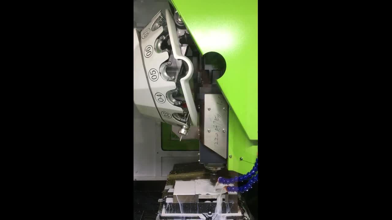 Nhà cung cấp vàng 3 trục cnc khoan khai thác máy trung tâm phay điều khiển TC-640