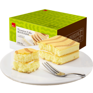 泓一提拉米苏夹心早餐面包网红蛋糕