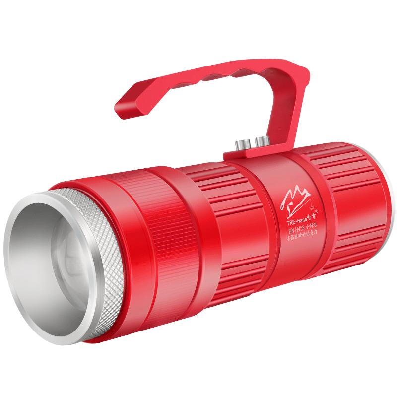 夜钓灯钓鱼灯激光炮大功率超亮台钓强光诱鱼疝气手电筒夜光蓝光灯