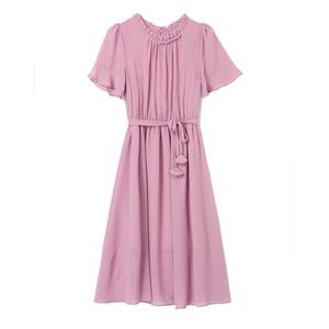 真丝连衣裙2021年夏季桑蚕丝裙子