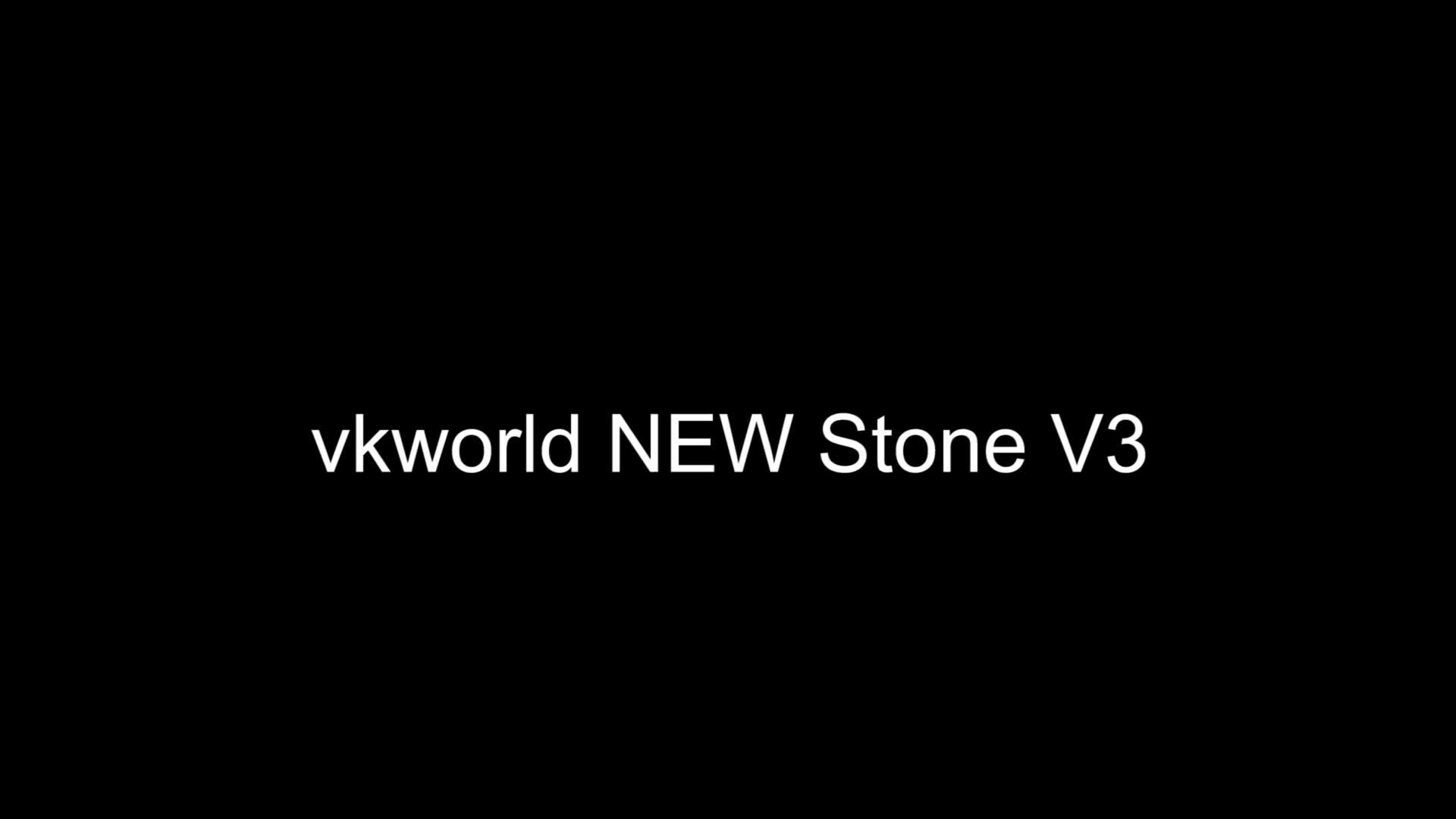 Original VKWORLD New Stone V3 IP68 Phone Waterproof Dropproof Rugged Phone Big Battery China Mobile Phone support Power Bank