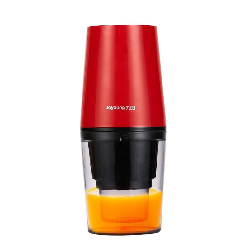 九阳电动便携式家用渣汁分离果汁机使用评测