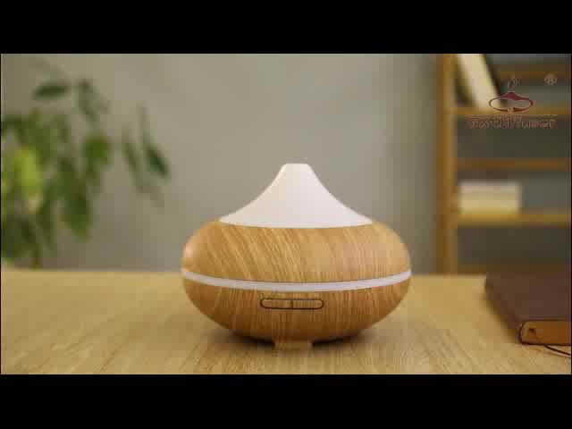 Custom 2019 High Quality Smart Wifi Portable Aromat Difusor 500Ml Ultrasonic Essential Oil Diffuser With Remote Control