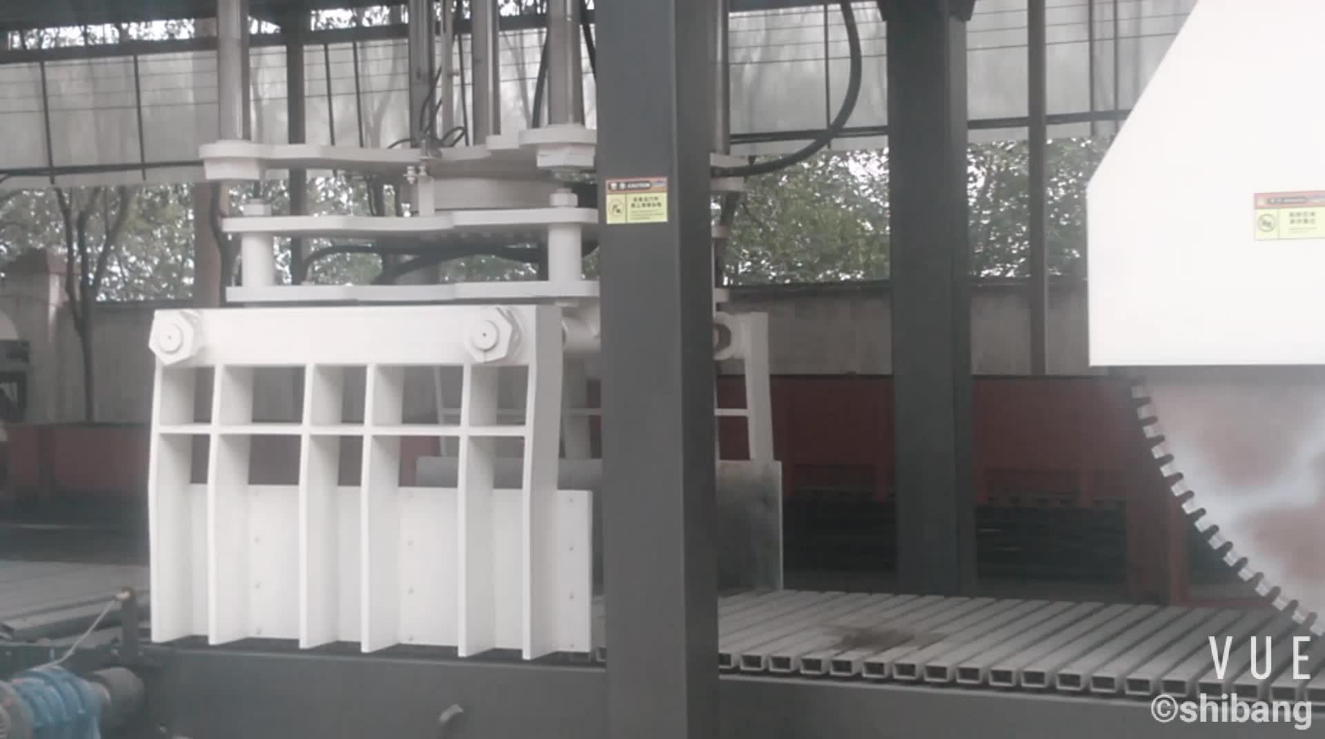 Mking Cellular Lightweight Concrete : Cellular lightweight foam concrete bricks making machine