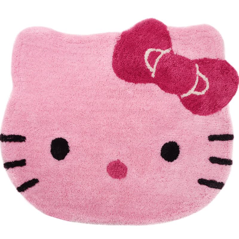 日本oka凯蒂猫kt入户卧室进门垫怎么样