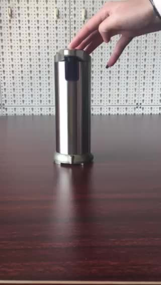 Hot Stainless Steel Auto Hand Sanitizer Touchless Sensor