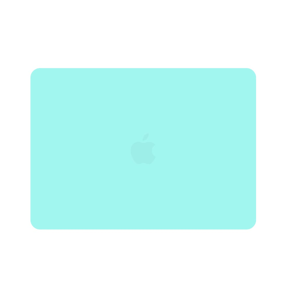 High Quality Rubberized Matte Plastic Hard Shell Case Cover for Macbook Air 13 New Pro 13 Retina 12 Air 11