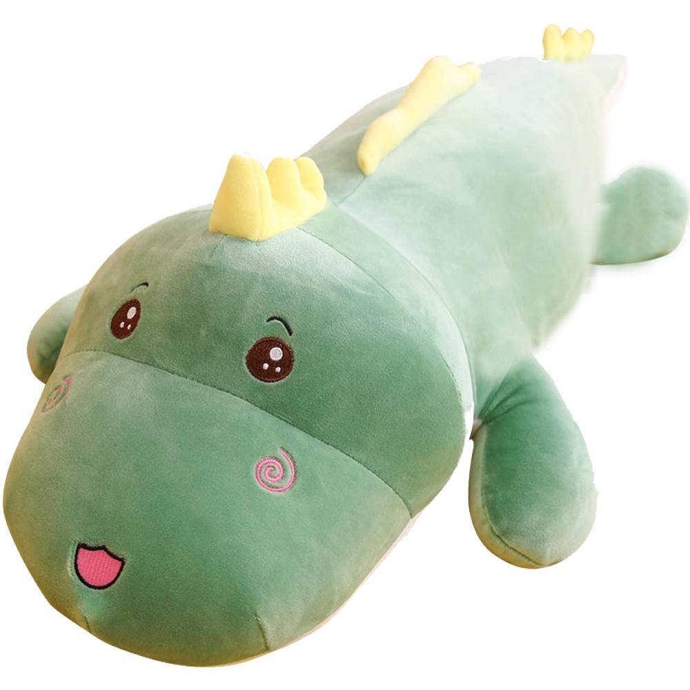 可爱恐龙毛绒玩具大抱枕睡觉公仔好用吗?