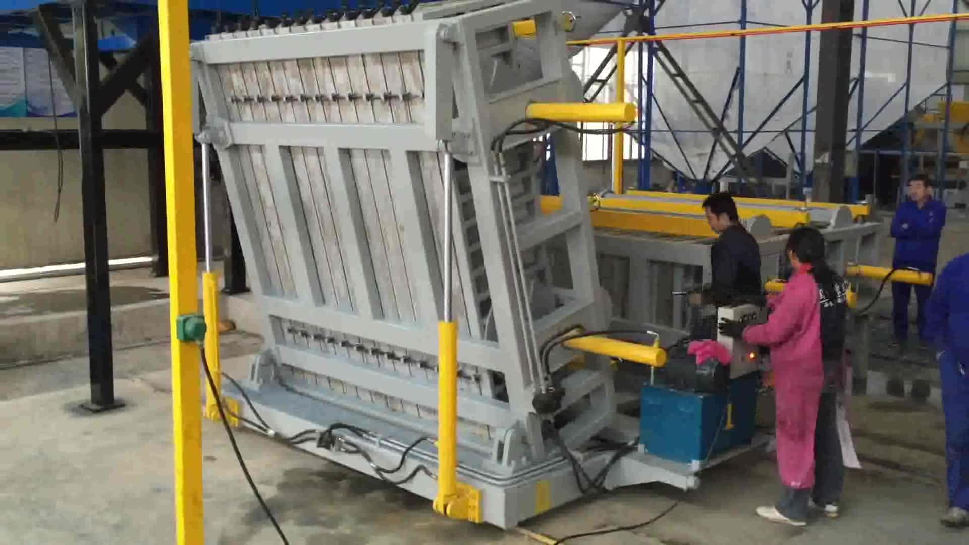 Eps Sandwich Panel Machine : Eps sandwich panel production line automatic