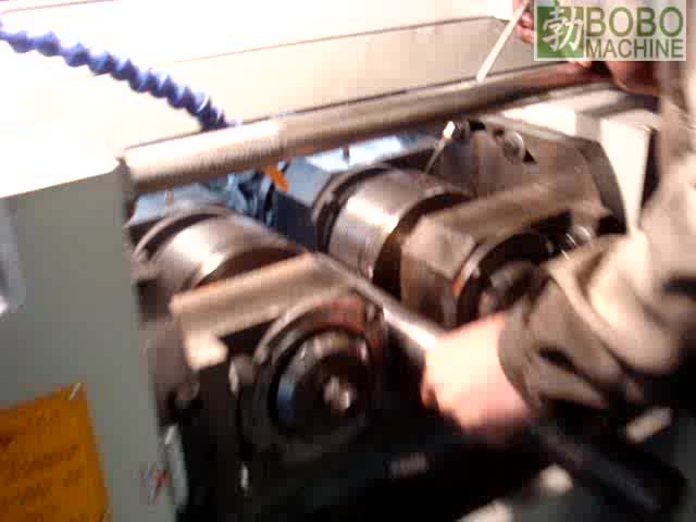 used hydraulic thread rolling making machine for Anchor bolts price in china