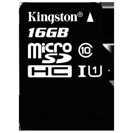 金士顿16g sd卡c10监控摄像头车载