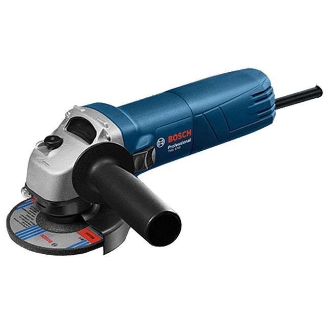 博世角磨机TWS6700升级款GWS670切割机抛光机金属打磨机电动工具