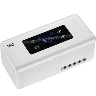Sast/先科胰島素冷藏盒便攜迷你家用藥品製冷充電式小冰箱恆温箱