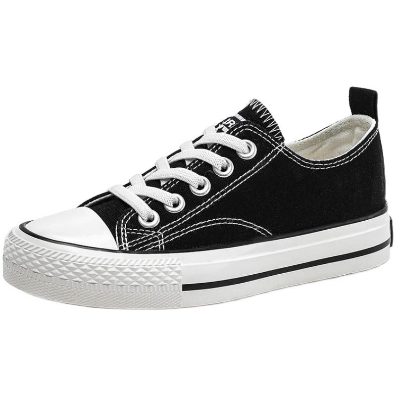 回力2020新款儿童男童一脚蹬帆布鞋买后点评